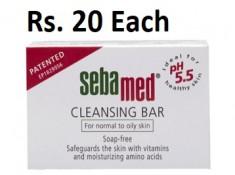 Mega Seller Of All Time: Sebamed Cleansing Bar [ Pack of 8 ] At Rs. 20 Each !!