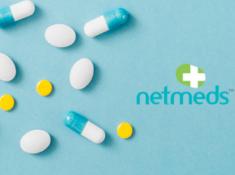 Flat 20% Off On Medicines + 15% Netmeds Cash + 7% FKM Cashback