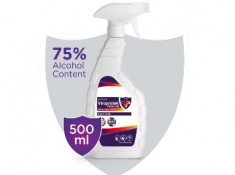 Best Seller - Advanced Sanitizer Spray 500ml AT Rs. 29 + Free Shipping