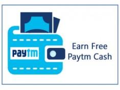 FREE Rs. 20 Paytm Cash Offer For New User [ Cashback Confirmation 10 Days ]