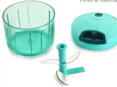 Flat 79% Off: Vegetable Chopper, 10% HDFC Off + FKM Cashback