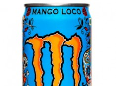 Lowest Online - Monster Mango Loco Energy Drink At Rs. 43 Each + Free Delivery