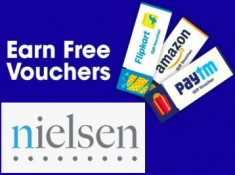 Register & Get Free 250 Points !! Claim Daily & Get Free Rs. 300 - 500 Paytm Cash & Amazon Vouchers !!
