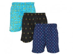 Must Buy Combo : REMIX Combed Men's Boxers [ Pack Of 3 ] At Rs. 148 Each + Free Shipping