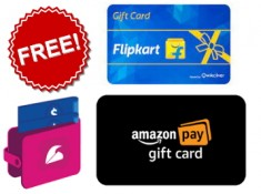 Free Rs.100 On Signup + Extra Flipkart, Amazon, Freecharge Vouchers ( Proof Inside)