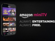New Free Video Streaming Service From Amazon [ No Subscription Required ]
