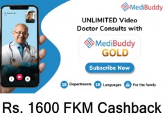 FREE Unlimited Consultations + Confirmed Rs. 1600 FKM CB [ Within 72 Hours ]