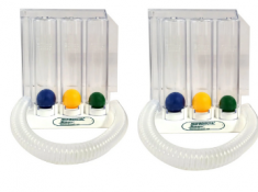Never Before : Respirometer For Better Breathing (2 Units) At Rs.425