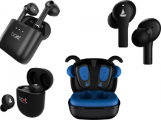 Truly Wireless Earbuds Starting At Just Rs.999 + Extra FKM CB