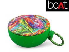 360 Hour Standby Time - Boat Stone 260 At Just Rs. 1087