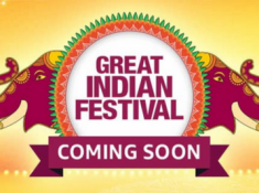 Great indian Festival - Biggest Discount on Top Brands + Bank off !!