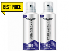 Lowest Ever : Park Avenue Deo (2 Units) At Rs.111 Each
