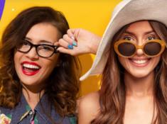 Buy 1 Get 1 Free Eyeglasses, & Sunglasses + Rs. 450 FKM CB