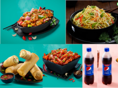 Tasty Treat : Handpicked 5 Delicious Items At Just Rs.130 !!