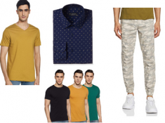 Tshirts, Shirts, Jeans Sb Milega On Discount, Starts From Rs.229