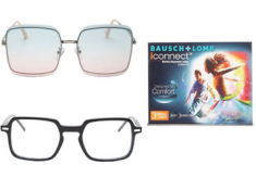 3 Lens Pack + Computer Spex + UV Sunglass At Rs. 150 Each