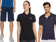 Sportswear From Reebok,Puma And More Starts At Rs.328