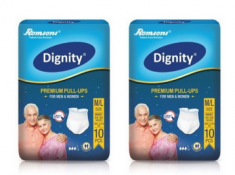 DOD - Romsons Adult Diapers (Pack Of 10) At Rs.18 Each