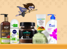 Beauty Products Starts At Just Rs. 96 + 10% Bank Offer