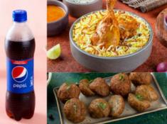 Order Biryani, Kebabs, & More Worth Rs. 500 At Just Rs. 100