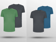 Selling Like Crazy : Two Cotton T-Shirts At Just Rs. 269 Each