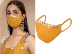 Grab Fast : Designer Mask At Just Rs.100 (Including Shipping)