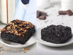 Sweet Treat : Indulgence + Hazelnut Brownie At Just Rs.56 Each