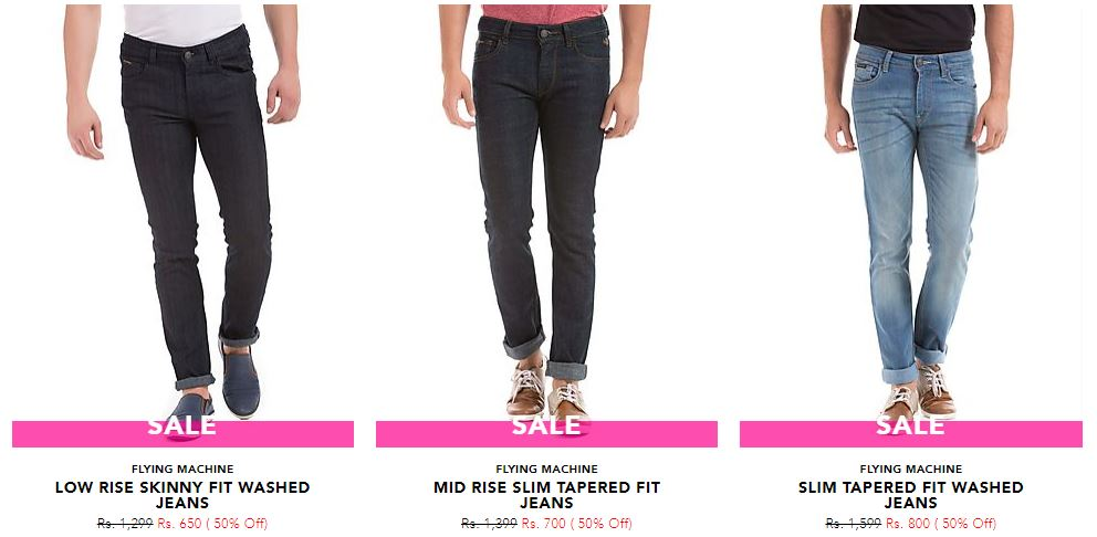 Jean discount offer  image 1