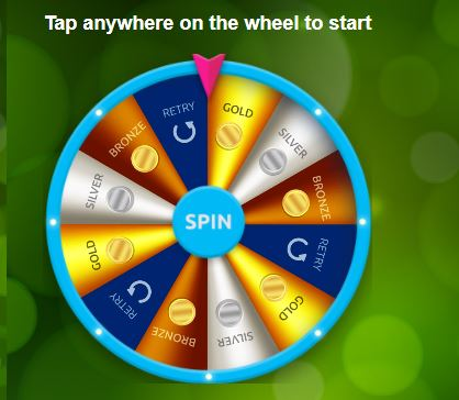 Paytm Spin the wheel Contest Win Exciting Prizes (Paytm Cash