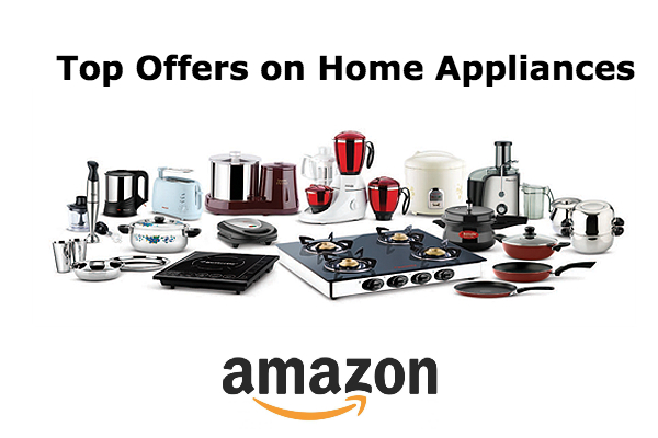 Amazon Home Appliances sale