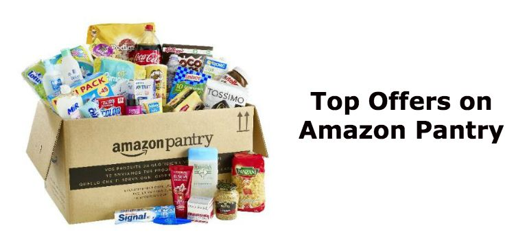 New Year sale on Pantry items