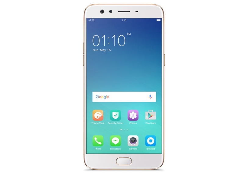 oppo F3 discount