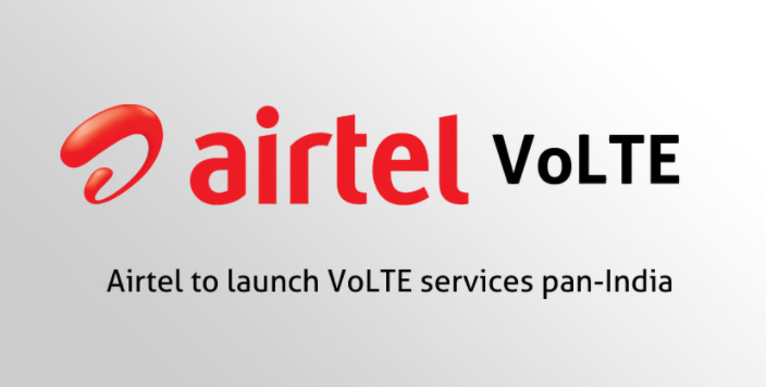 Airtel Launched VoLTE Services- Register and Get 30 GB Free