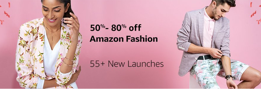 898edf1c39d Enjoy endless deals on amazon fashion during the 36 hour long sale. Amazon  has the biggest collection of brands across all categories including  clothing