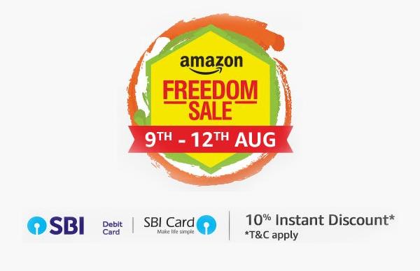0b1fb851d Amazon Freedom Sale Offers 2018  Upto 70% OFF on Fashion