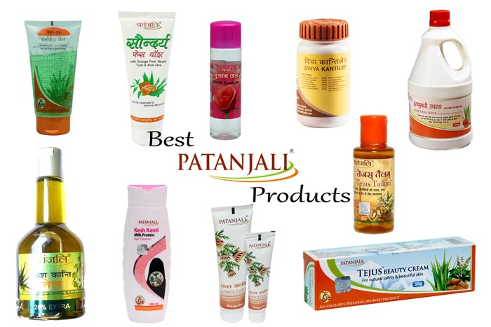 Top 10 Patanjali Beauty Products List for Hair and Skin