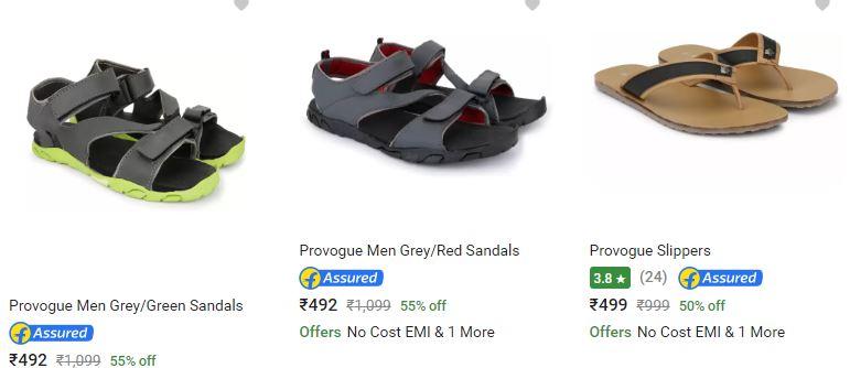 Men Footwear discount offer  image 1