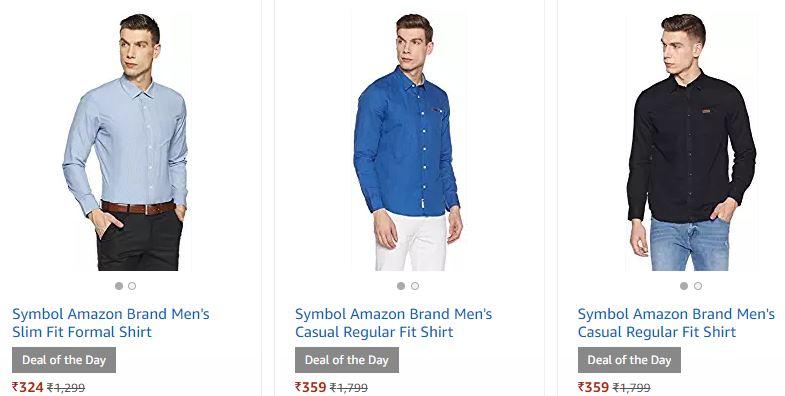 Shirt discount offer  image 1