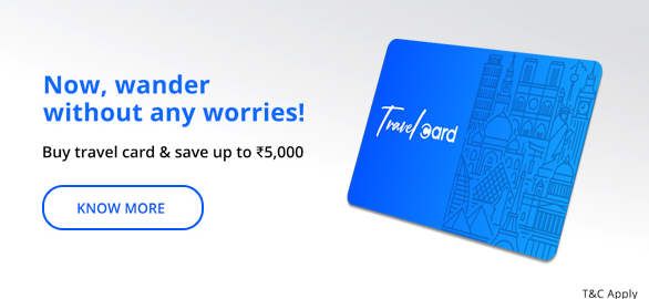 Paytm travel Card