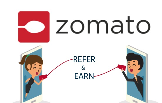 Zomato Referral Code Offer: Invite and Earn Rs 100 on Each Referral