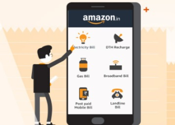 Amazon Pay Bill Payments Offers : Get Cashback on Electricity, DTH &  Postpaid