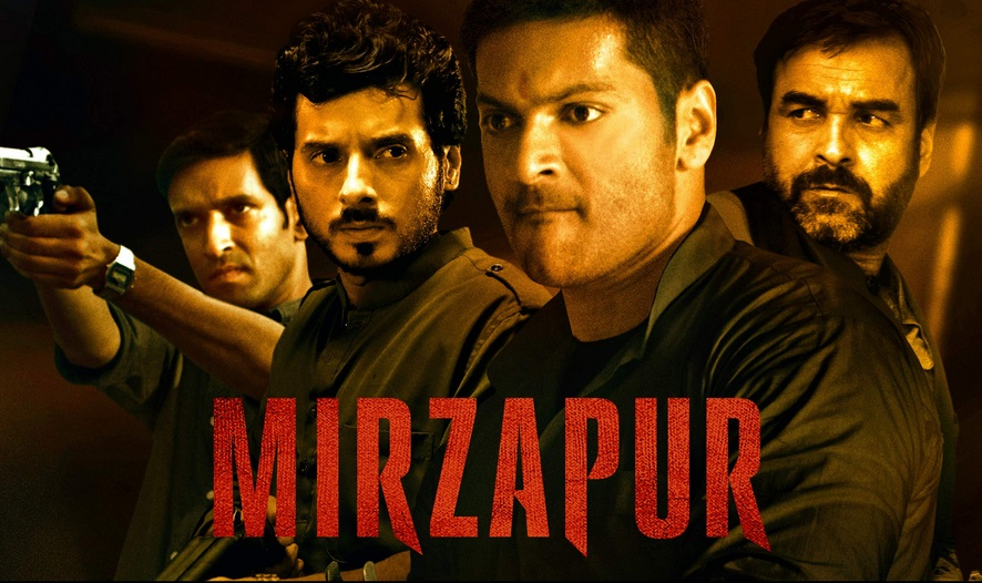 Image result for Mirzapur webseries
