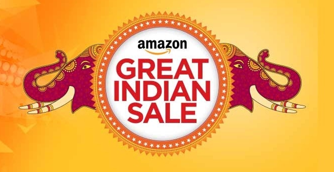 2 Amazon Great Indian Sale Offers 2019