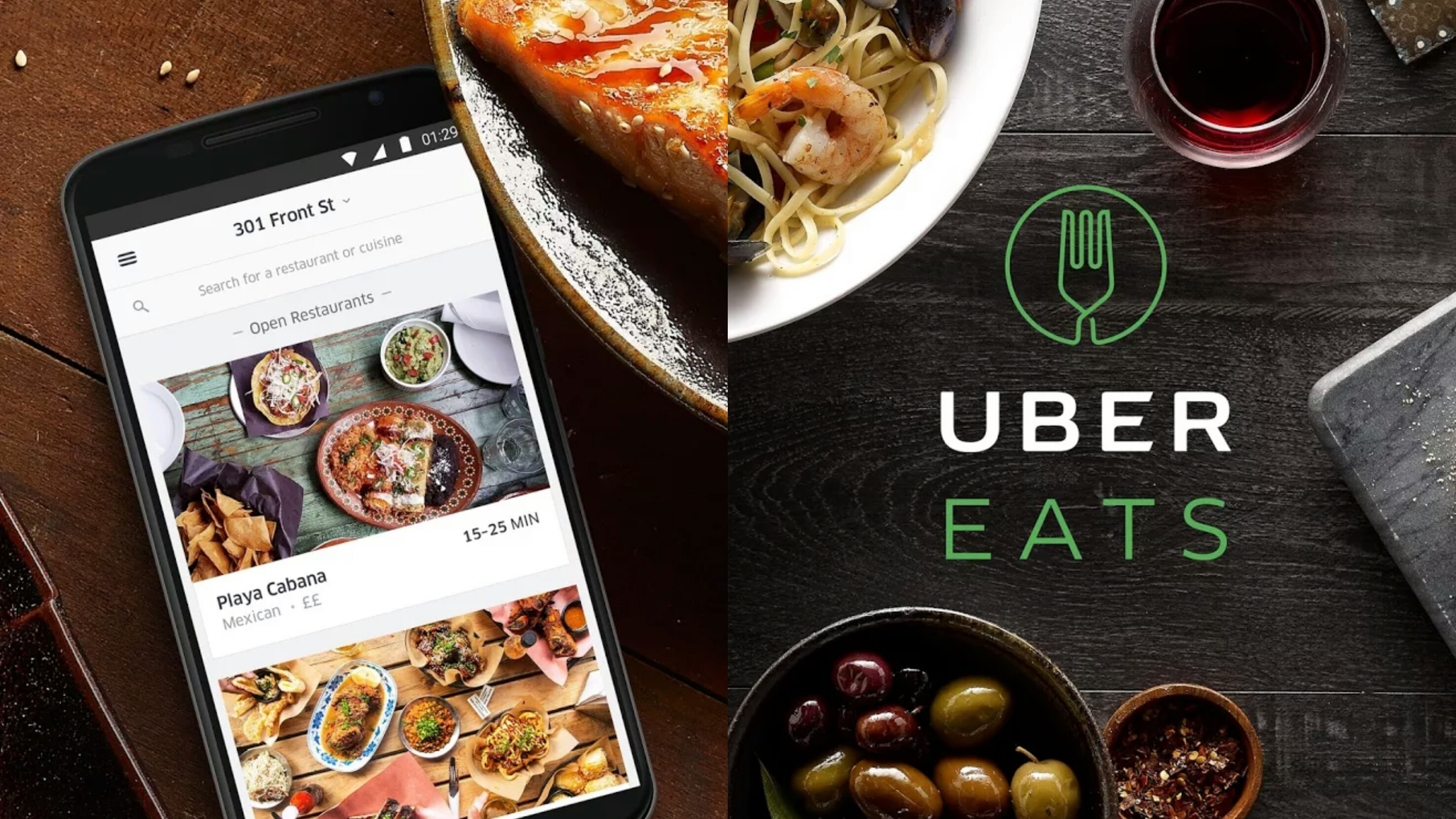Uber Eats Promo Code Today - Get 50% OFF on 2 Orders