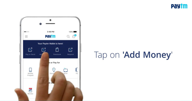 Paytm Promo Code For Add Money - Upto 100% Cashback For All Users