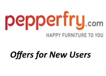 pepperfry-new-user-offers