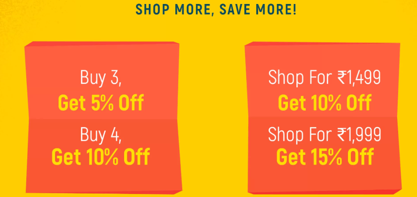 5e2a92154 Flipkart Big Shopping Days Sale 2019  Offers   Upto 80%  15th to ...