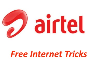 Airtel Free Internet Tricks- Get Free data for 3 days, 10