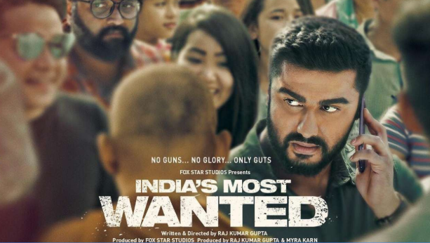 India's Most Wanted Movie Ticket Offers - Release Date
