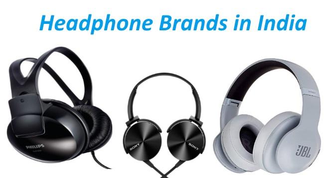 Top 15 Headphone Brands In India 2020